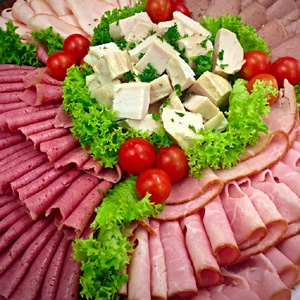 cold meat platters