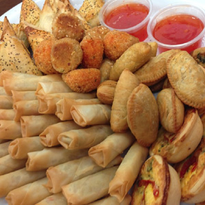 Birthday Party Finger Food Ideas